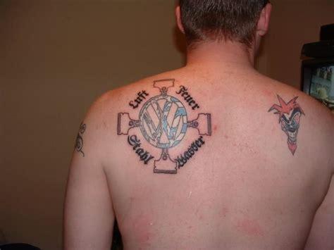 vw tattoos vw tattoos 23 pics