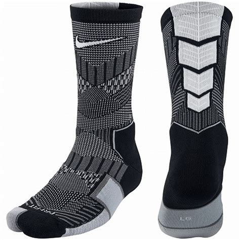 Socks Nike White nike elite crew matchfit soccer crew socks black white