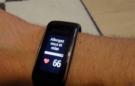polar fitness test le bracelet connect 233 polar a360 test 233 de fond en comble