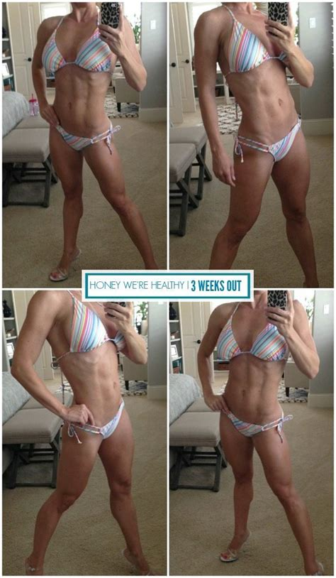 Sweepstakes Definition - bikini contest prep 3 weeks out honey we re home
