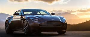 Aston Martin Second Uk Aston Martin Db11 Goes Into Production Just