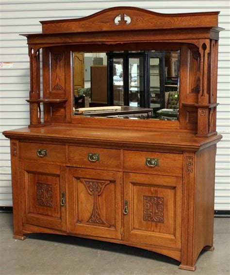 Kitchen Buffets Furniture Kitchen Hutch Buffet Antique Sideboards And Buffets