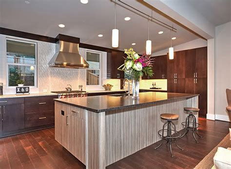 current kitchen trends 5 current trends in kitchen design the house designers