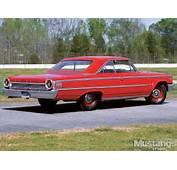 Mufp 0401 02 1963 Ford Galaxie Fastback  Photo 28169981