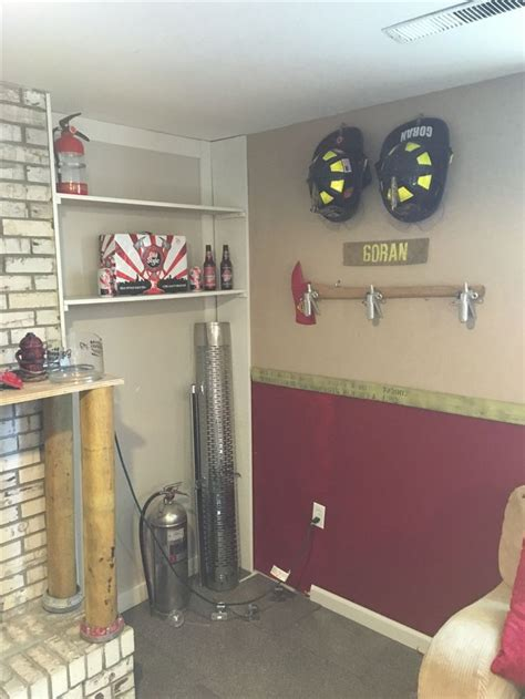 firefighter home decorations the 25 best firefighter room ideas on pinterest