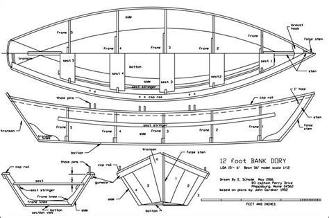 boat plans pdf pdf dory boat plans free diy boat bookscase boat