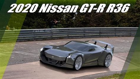 2020 Nissan R36 by All New 2020 Nissan Gt R R36 Possible Future