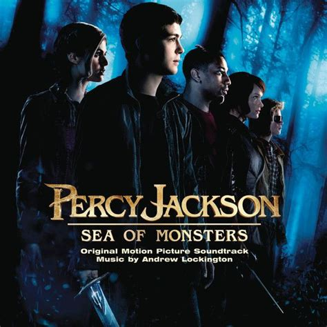 The Sea Of Monsters Cover 8 Th Anniversary Percy J Oleh Rick R percy jackson sea of monsters andrew lockington mp3 buy tracklist