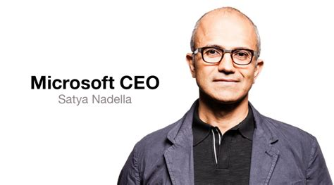 microsoft ceo satya nadella strategic search