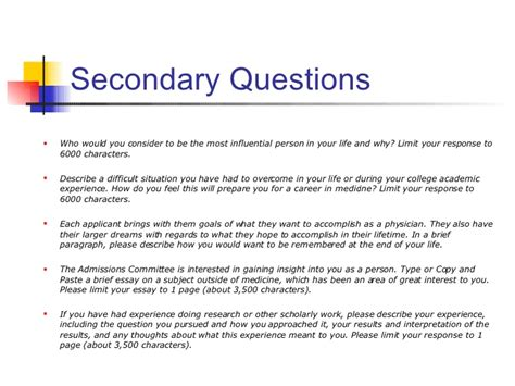 Can You Ask Questions In An Essay by School Secondary Essays School Secondary How To Write The Why This School