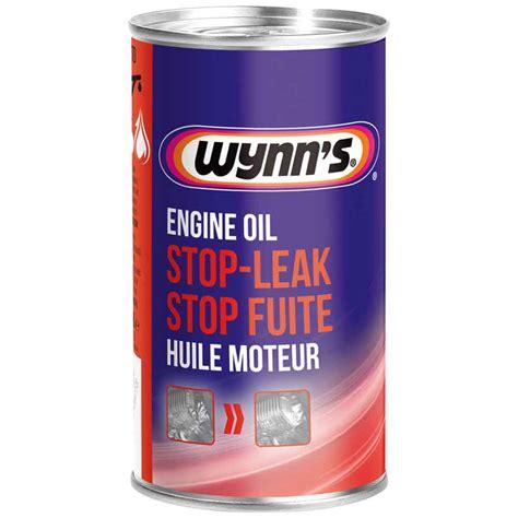 wynns engine oil stop leak ml