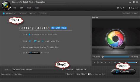format audio gopro studio how to import mov mp4 mkv avi wmv flv to gopro studio