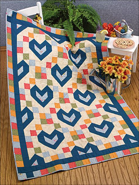 Quilt Block Patterns Free Beginners by Free Beginner Quilting Patterns Baby Blocks With