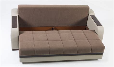 Sleeper Sofa Storage by Ultra Sofa Bed With Storage