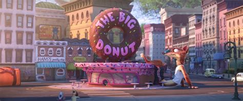 The Big Donut   Zootopia Wiki   FANDOM powered by Wikia