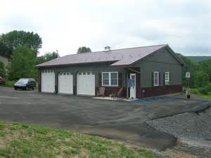 3 Bay Pole Barn Commercial Pole Buildings Timberline Buildings