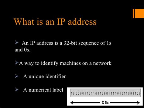Ip Address Ip Address