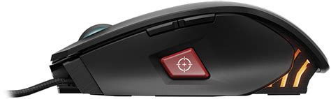 infiniti m65 corsair m65 rgb laser gaming mouse black ch 9000070 na