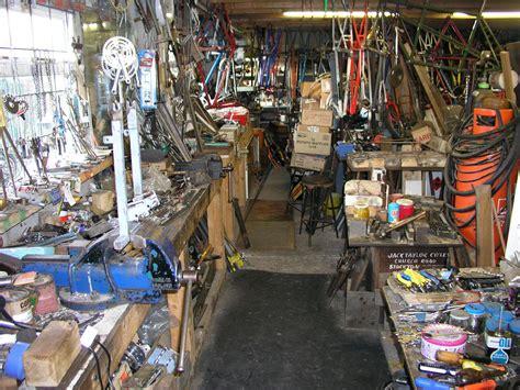 backyard shop jack taylor cycles photographs