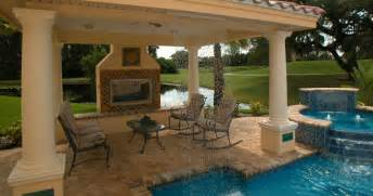 Cabana Design by Backyard Ideas On Pinterest Pool Cabana Swim Up Bar And