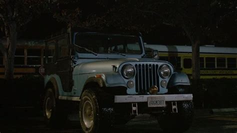 light blue jeep stiles stilinski left behind on teen wolf who will remember stiles jeep