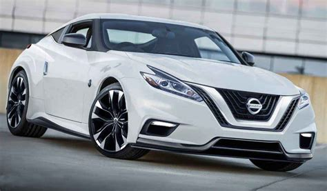2018 Nissan Z Sport Car Models 2017 2018
