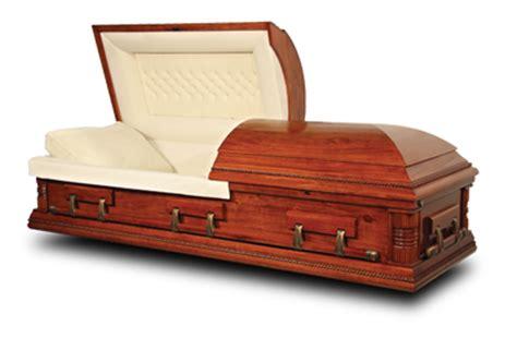 half couch casket hilton cherry casket half couch dejohn funeral homes
