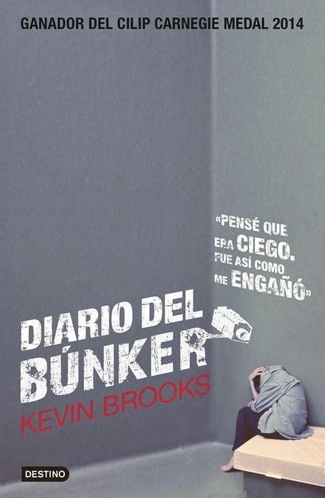 libro the bunker diary rese 241 a diario del b 250 nker so 241 ando sobre tinta y papel