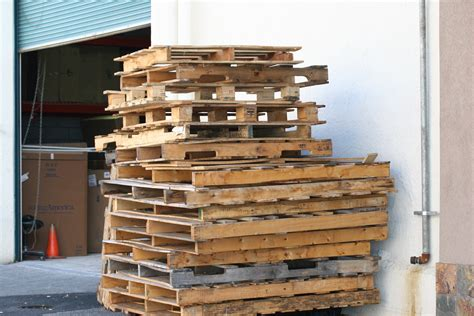 From Wooden Pallets by Recycle Pallets Recyclingworks