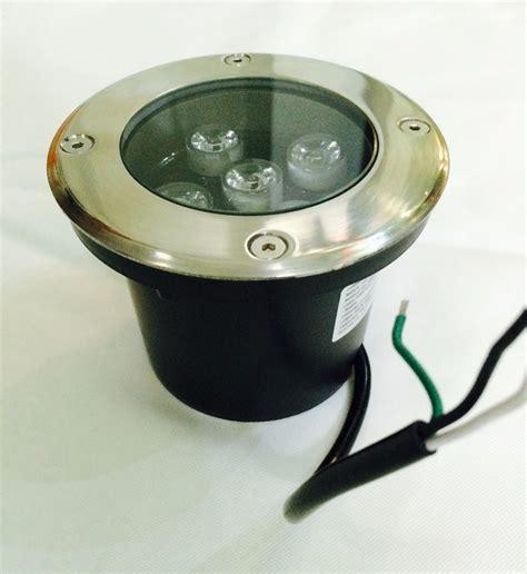 iluminacion watts spot empotrable para piso exterior led 5 watts ip65 foco