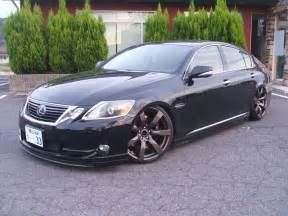 sunk gtr wheels on a gs clublexus lexus