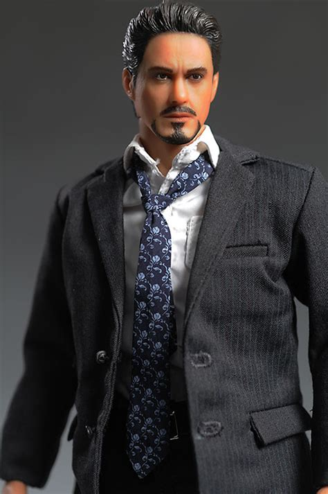 tony stark suits sixth scale men s suit for tony stark another pop