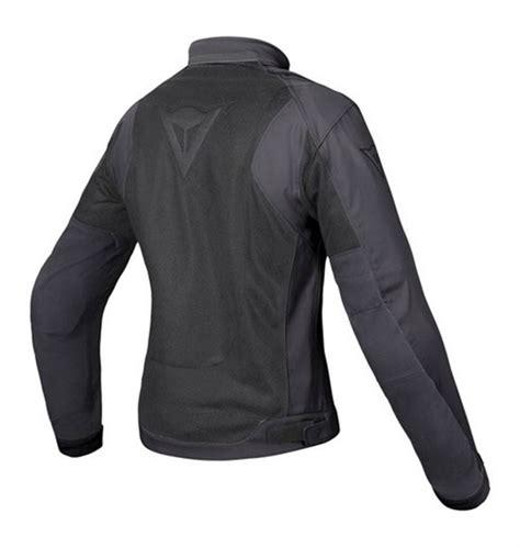 dainese air flux  tex kadin yazlik motosiklet ceketi siyah