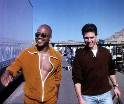 jerry maguire 1996 movie tom cruise cuba gooding jr tom cruise and cuba gooding jr in jerry maguire 1996