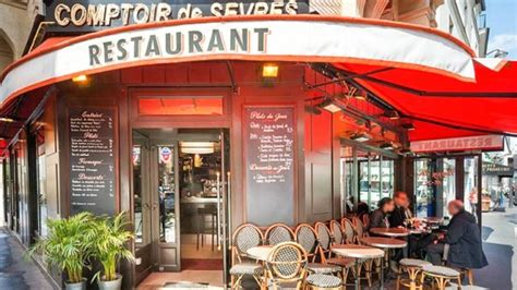 comptoir de sevres le comptoir de s 232 vres restaurant 68 rue de s 232 vres 75007
