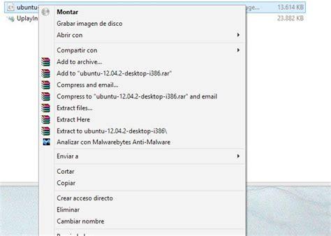 montar imagenes virtuales en windows 8 como montar im 225 genes iso en windows 8 187 muycomputer