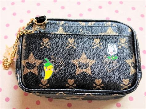 Hello Make Up Pouch tokidoki for hello cosmetic bag w mirror from japan sanrio make up pouch