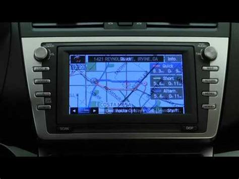mazda 2 navigation system 2012 2009 mazda 6 dvd navigation system tutorial