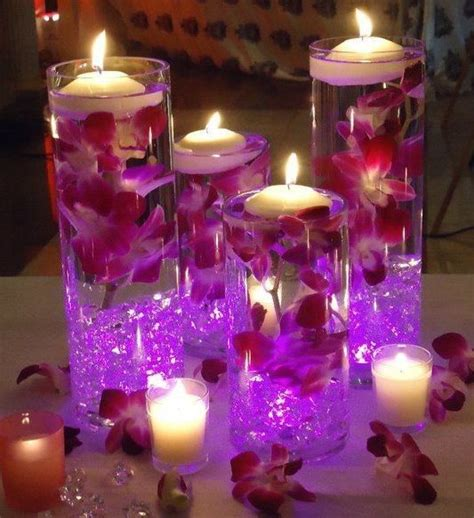 best 25 candle vases ideas on wedding table