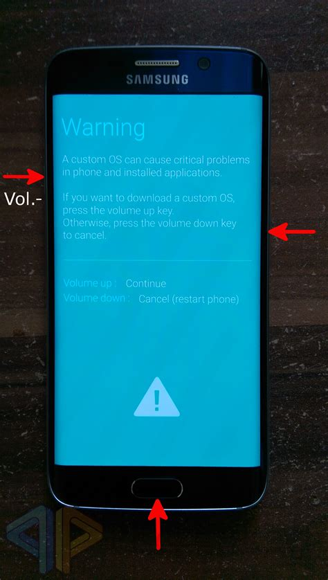 reset android edge plus anleitung root per engineering bootloader galaxy s6 edge