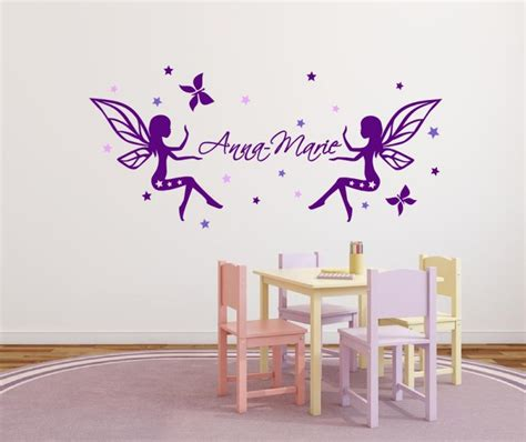 Wandsticker Name by Wandtattoo Fee Mit Namen Reuniecollegenoetsele