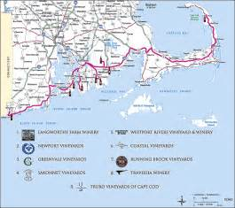 coastal map coaxing outstanding cool climate wines from new s