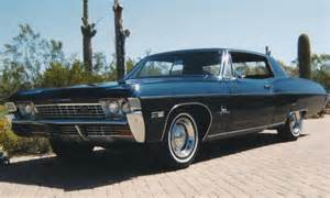 1968 chevrolet impala ss 16139