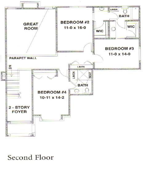 woodhaven floor plan the woodhaven hidden lake south lyon mi 48178 babcock homes