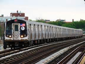 f new york city subway service