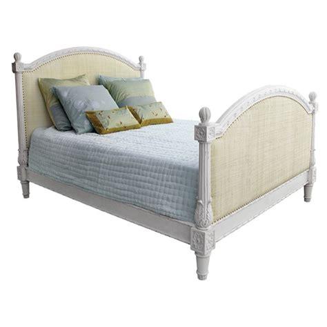 oly studio oly studio furniture helena bed duck egg blue