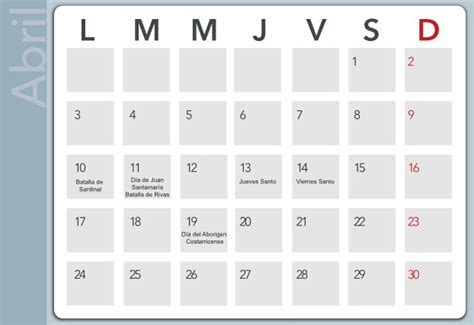 Calendario Escolar 2018 Costa Rica Mep Calendario Escolar 2018 De Costa Rica Calendario 2018