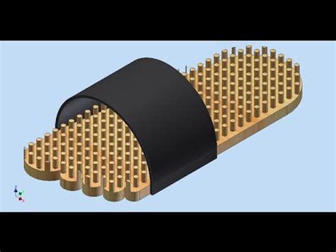 Gergaji Mesin Scroll Saw membuat sandal refleksi menggunakan gergaji scroll make clog using scroll saw