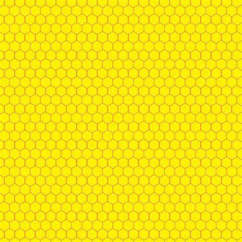 yellow hexagon pattern doodlecraft hexagon honeycomb freebie background pattern