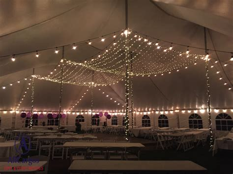 Wedding Lighting Rental by Allcargos Tent Event Rentals Inc 160 Wedding Twinkle